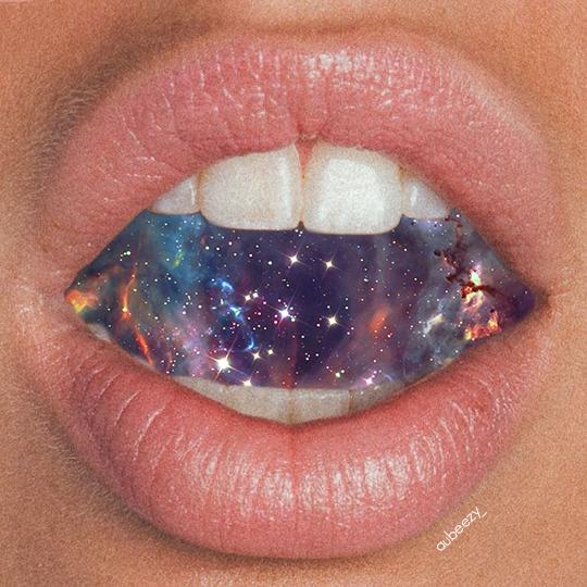 tasting the universe